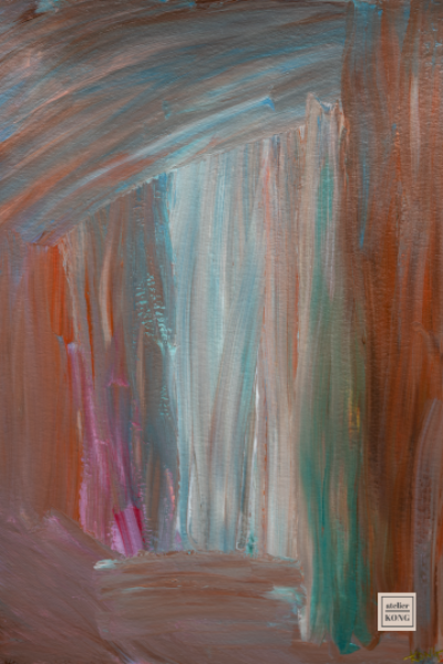 atelier-KONG-abstract-artist-affordable-art-prints-abstract-Browns